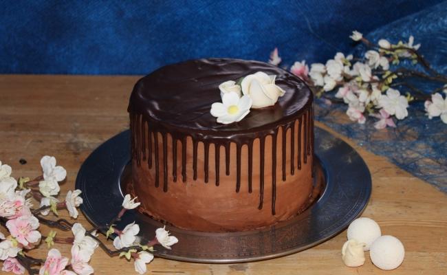 Bilde av Drizzle cake